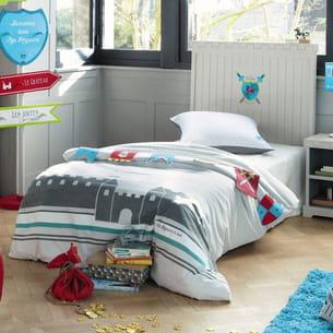 linge de lit chevalier de maisons du monde