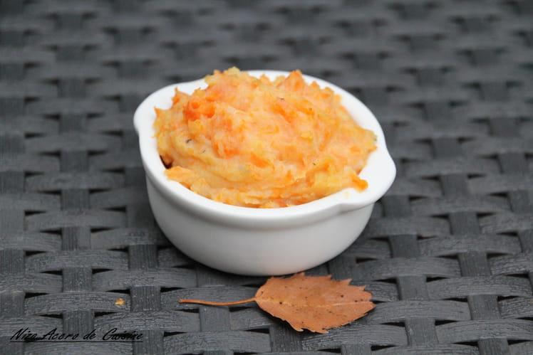 Potée aux carottes ou Djoûte