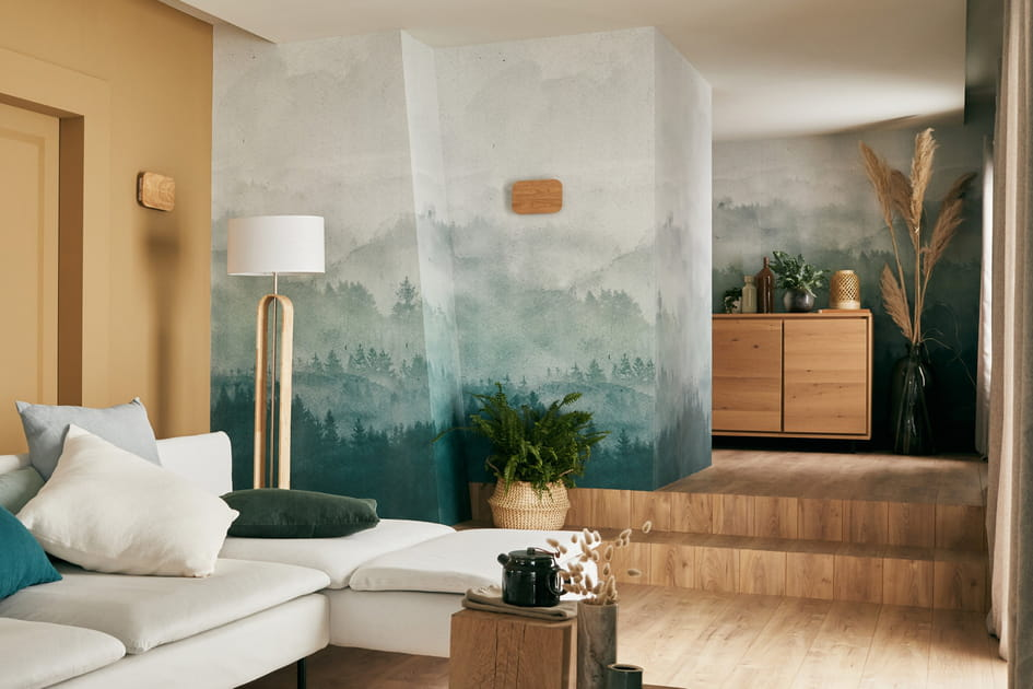 Panorama des plus beaux papiers peints panoramiques