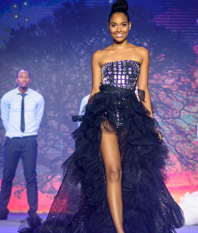 cl mence botino miss guadeloupe. Black Bedroom Furniture Sets. Home Design Ideas
