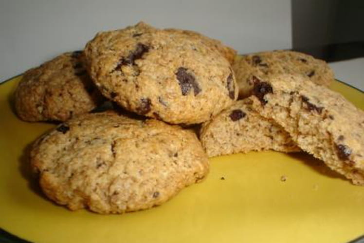 Cookies aux flocons