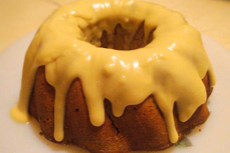 Gâteau à la cannelle et au sirop d'érable