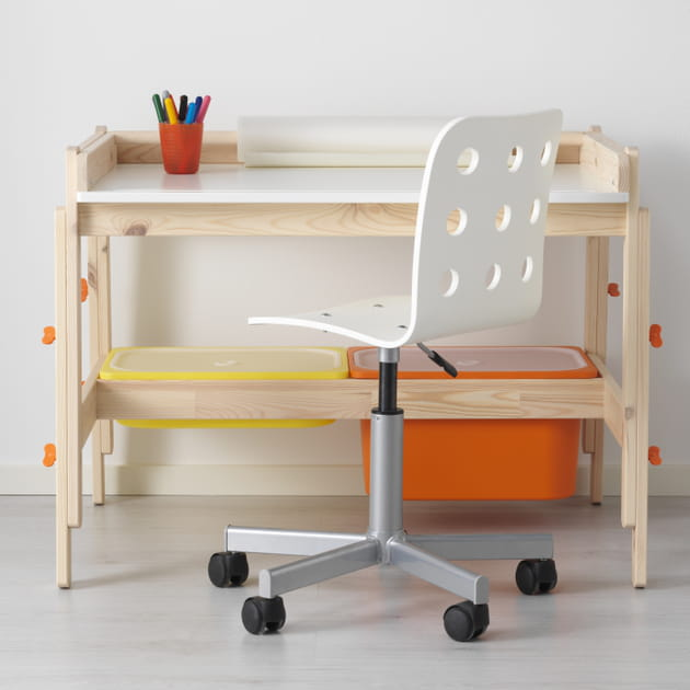 Bureau Flisat d'Ikea