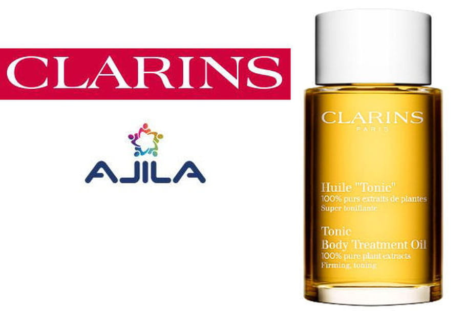 Clarins : une huile, un geste contre les maladies cardio-vasculaires