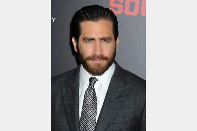 Jake Gillenhaal avec une barbe