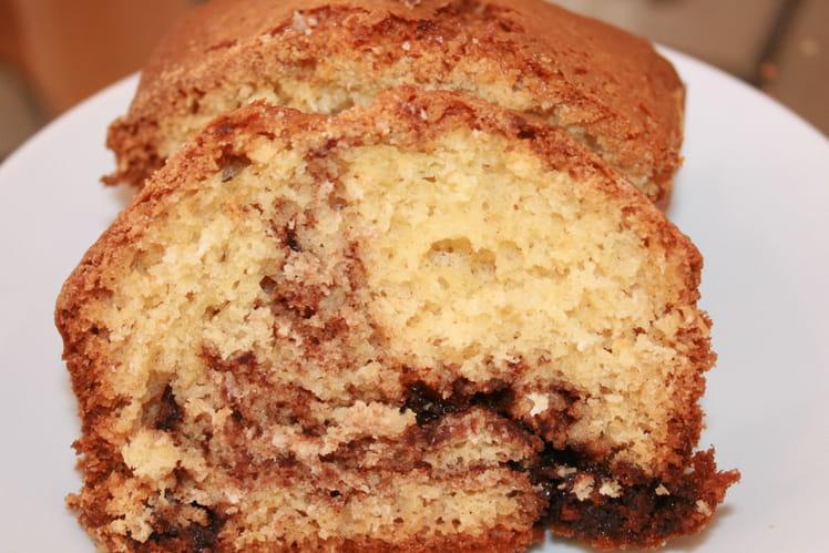 Cake coco Nutella