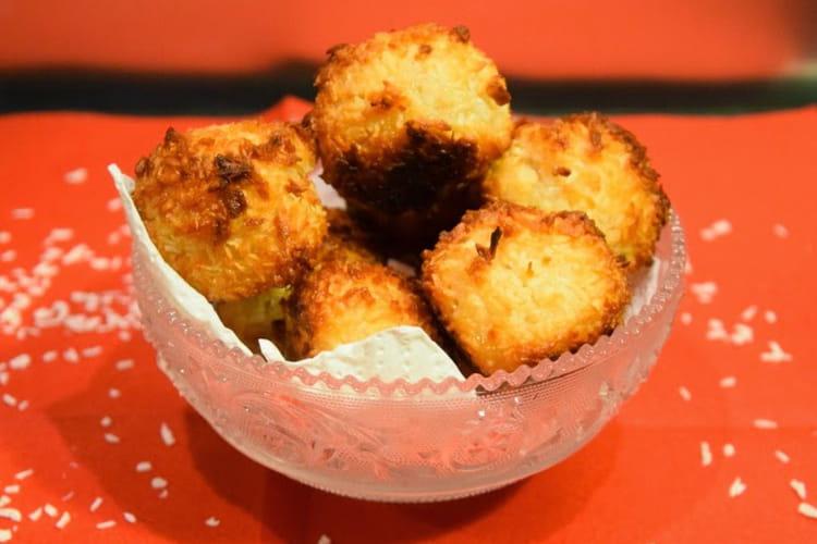 Rochers coco ou congolais IG bas