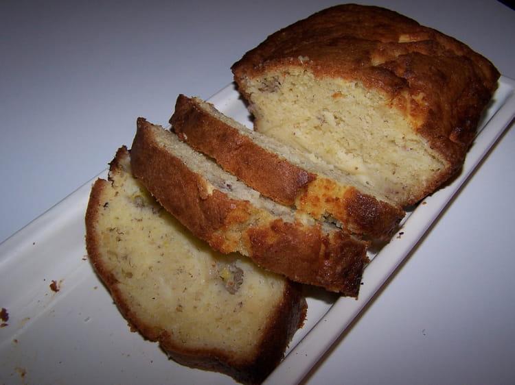 Recette Cake Banane Pomme