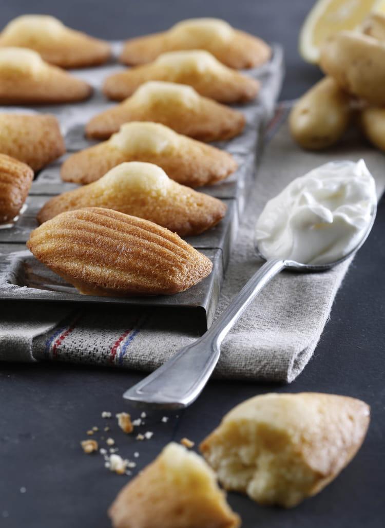 Recette de madeleines de ratte du touquet la recette facile - Cuisiner la ratte du touquet ...