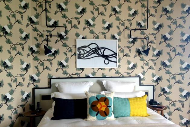 une d coration raffin e. Black Bedroom Furniture Sets. Home Design Ideas