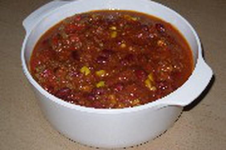 Chili con carne inratable