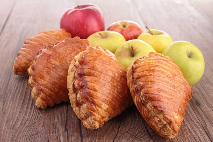 Chaussons aux pommes : la meilleure recette
