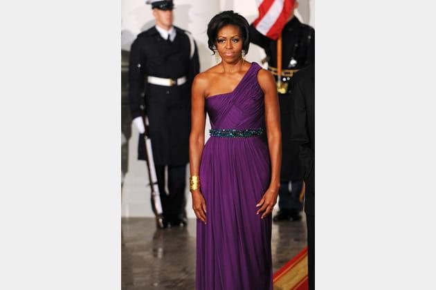 Michelle Obama le 13octobre 2011