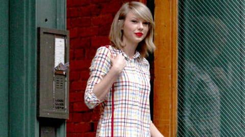 Look people du jour : Taylor Swift