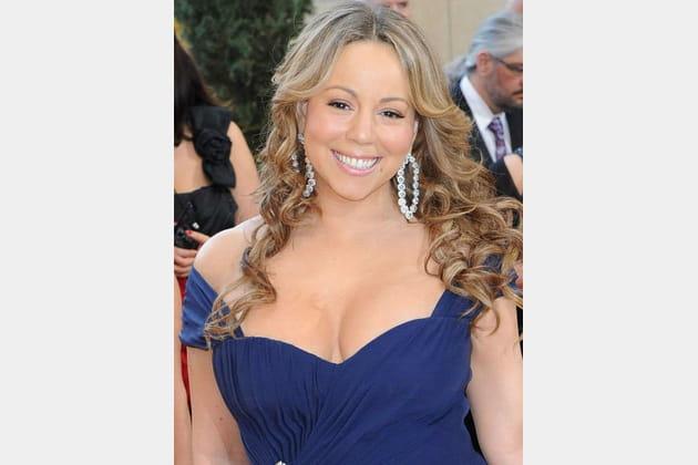 Mariah Carey, chanteuse