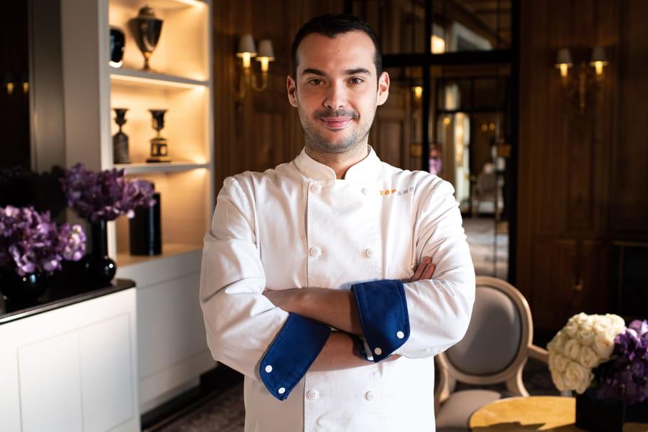 """Samuel, gagnant de Top Chef 2019: """"J'ai donné une partie de mon gain à Guillaume"""""""