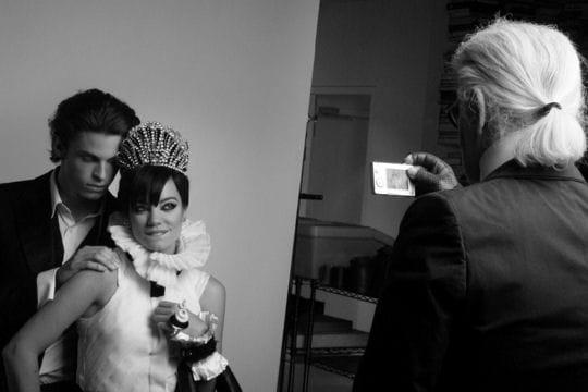"""Un visage """"luxe cool"""" pour Chanel"""