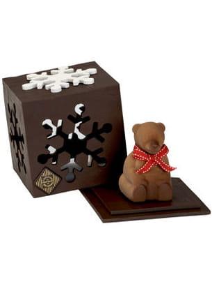 les cubes surprises de l'atelier du chocolat
