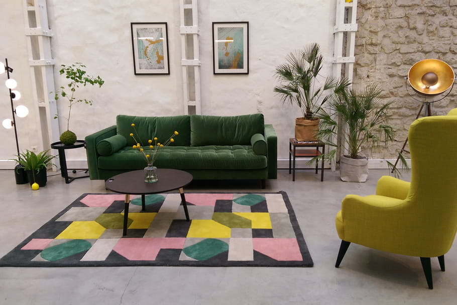 Made.com : un premier showroom connecté à Paris