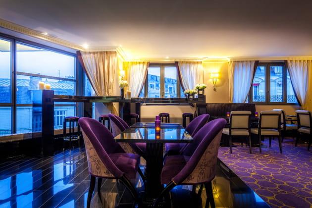 L'Executive Lounge et son accueil haut de gamme