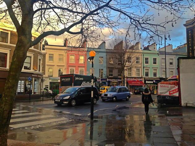 Déambuler à Notting Hill