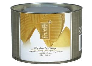 fromage en conserve.