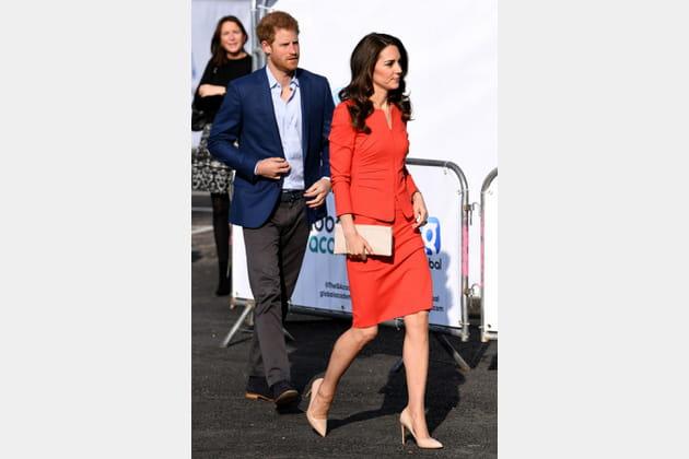Kate Middleton le 20avril 2017