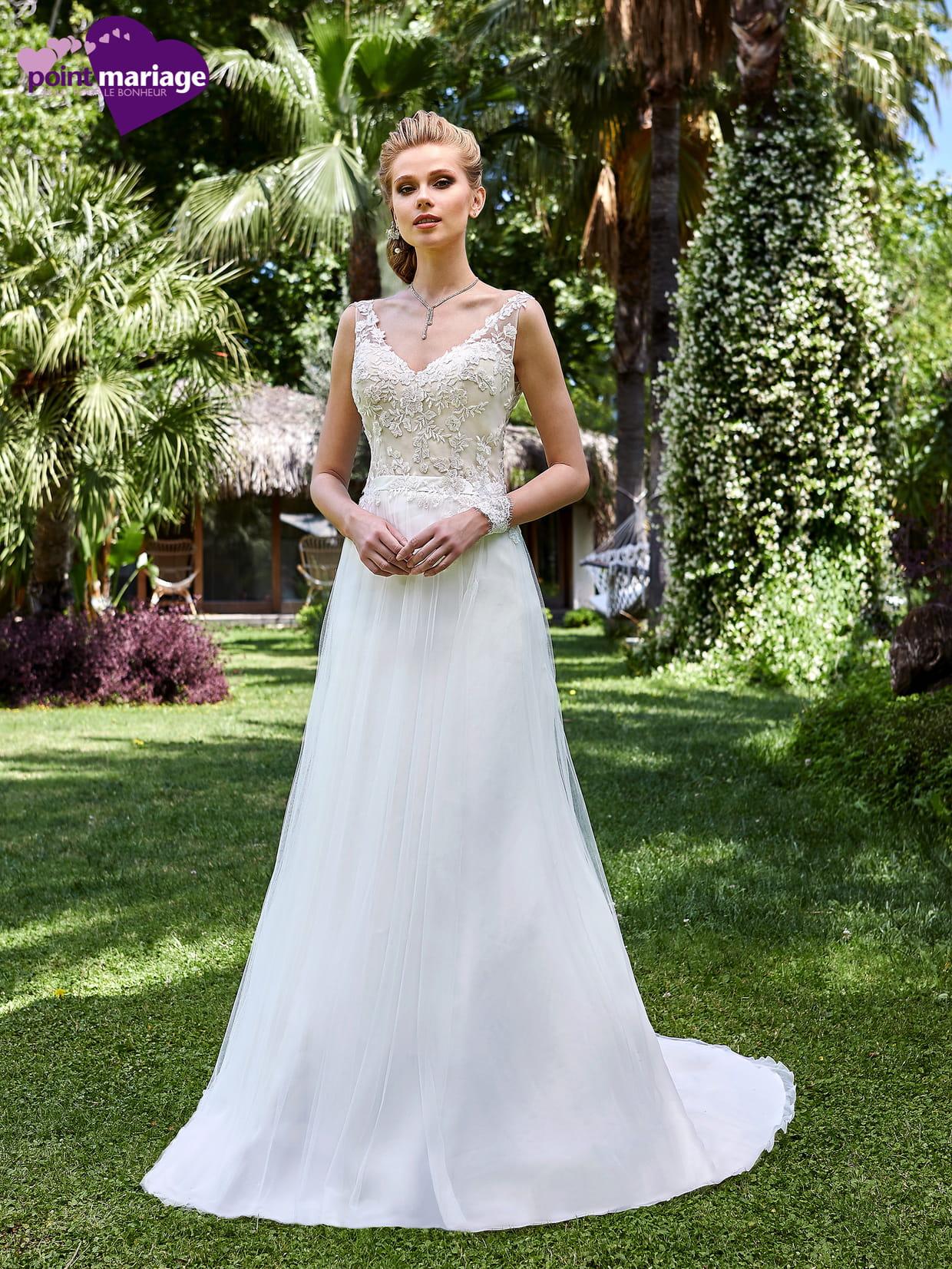 Robe de mari e gabriella point mariage for Robes de mariage abordables