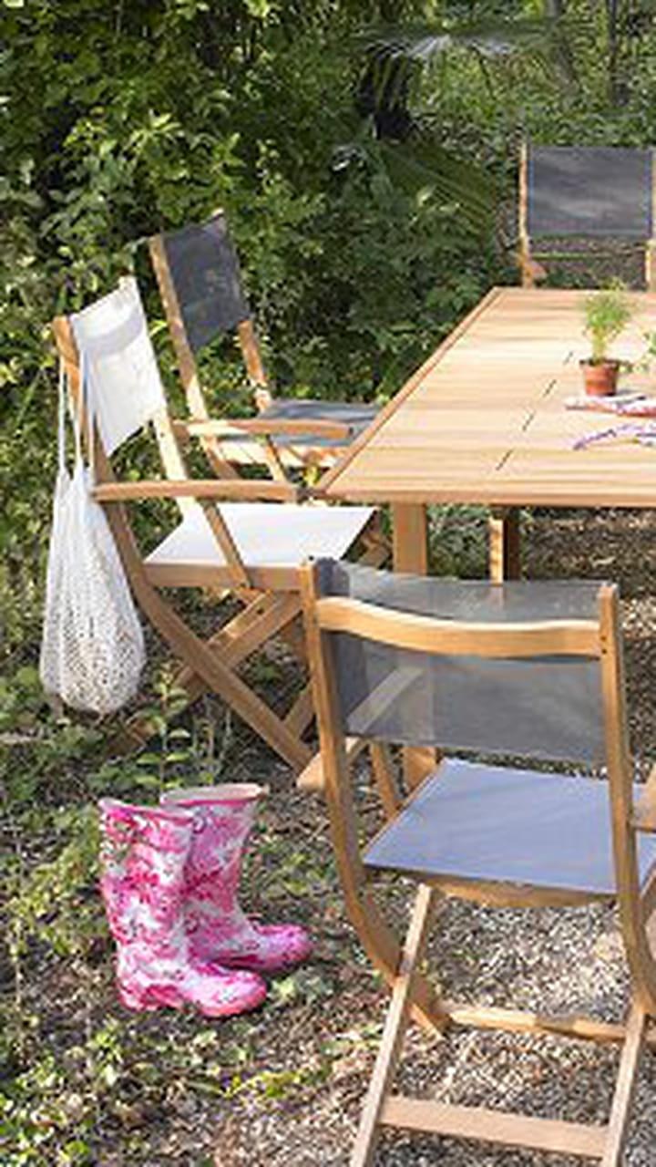 Table Pour Balcon Étroit des salons de jardin pour profiter des beaux jours