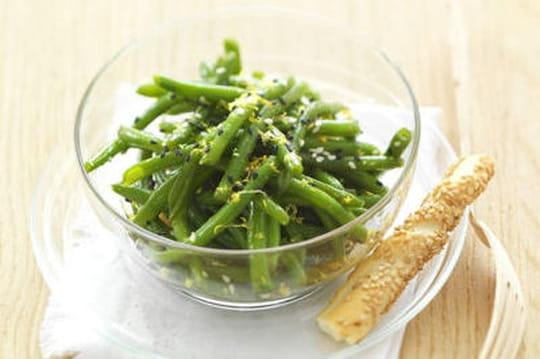 30 recettes aux haricots verts