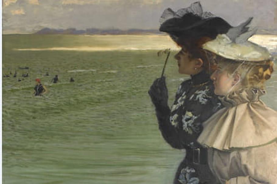 Impressionnisme et Mode s'entremêlent à la Corderie Vallois à Rouen