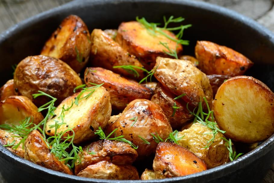 Comment réussir les pommes de terre sautées?