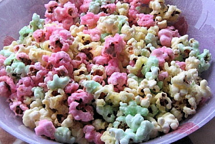 Pop-corn sucré