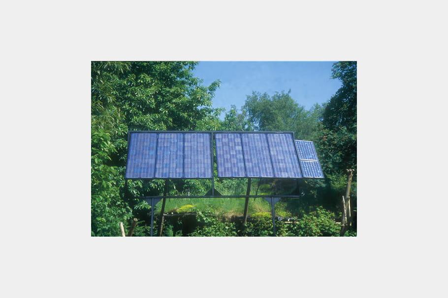 Des nergies renouvelables for Maison a energie renouvelable