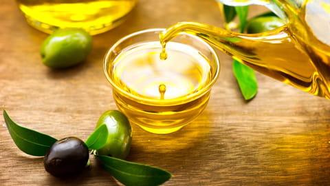 Faire délicieuse huile d'olive