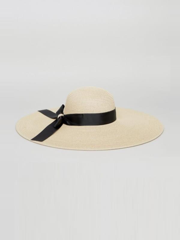 best online cost charm sale uk Capeline à ruban d'Asos