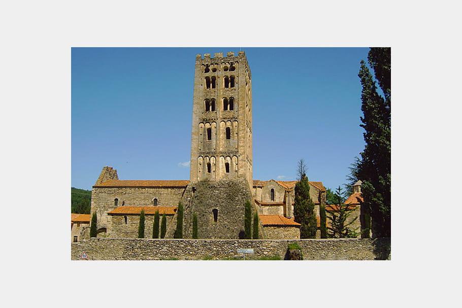 L'Abbaye de Saint-Michel de Cuxa