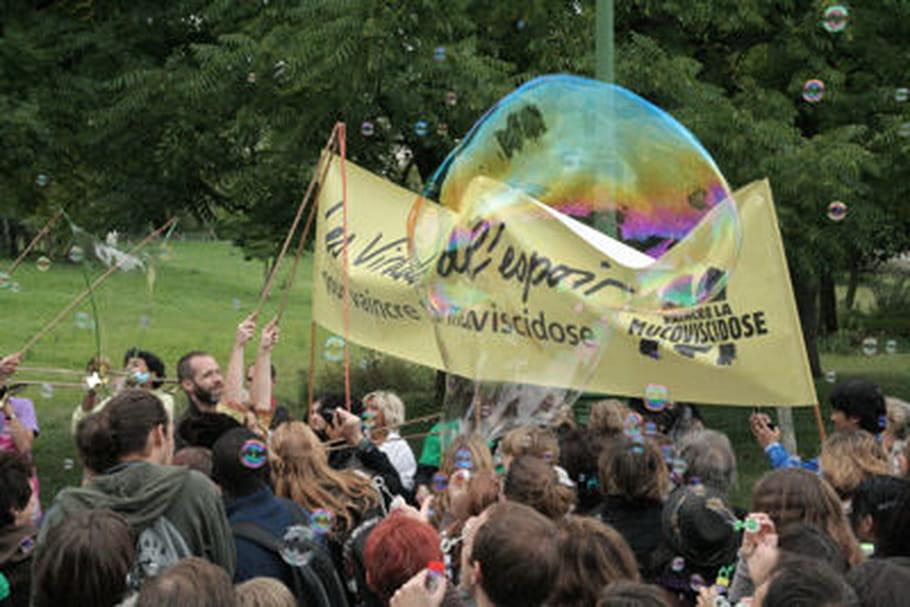 Vaincre la Mucoviscidose organise la 28e édition des Virades de l'espoir