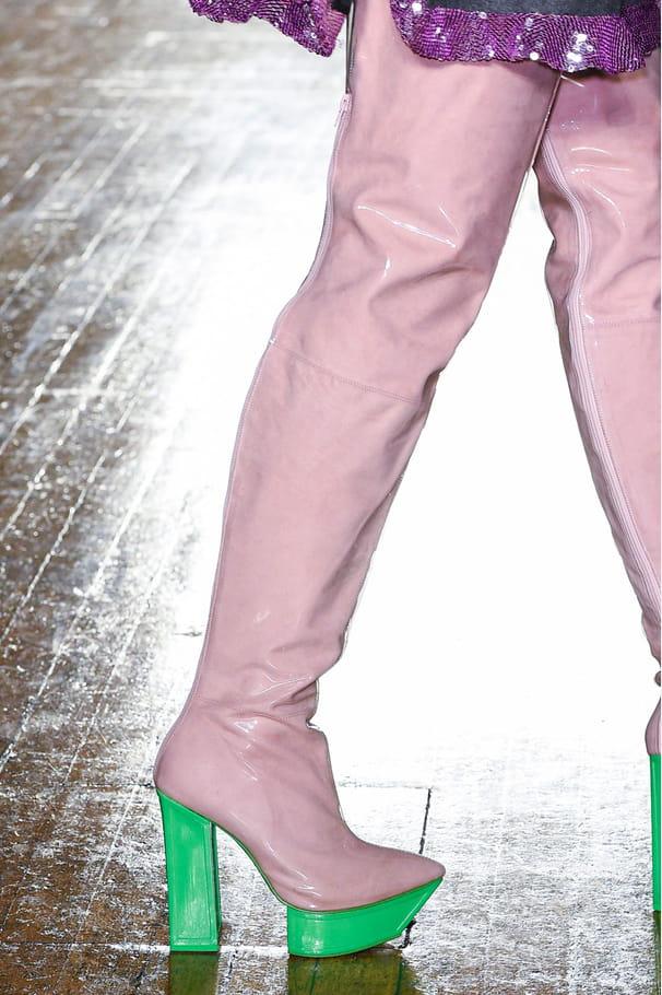 Défilé Fiodor Golan Fashion Fringe