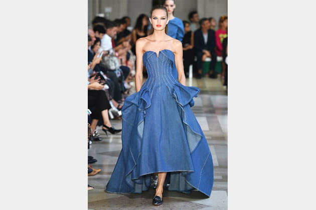 Carolina Herrera - Printemps-été 2017