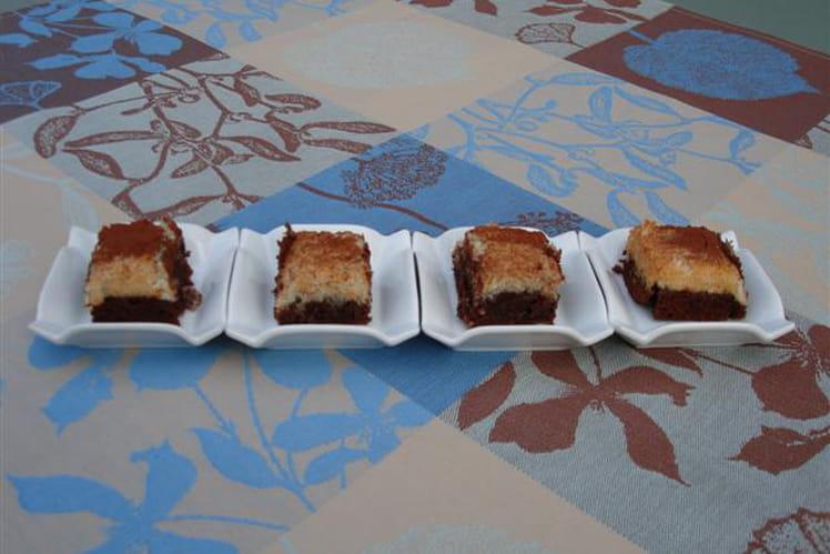 Brownies congolais