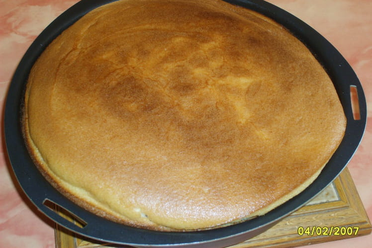 Gâteau à l'anisette