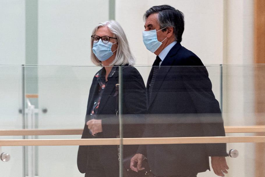 """Penelope Fillon """"infiniment meurtrie"""": elle s'était préparée à """"dix ans de prison"""""""