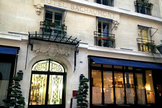 Bienvenue à l'Hôtel Bachaumont