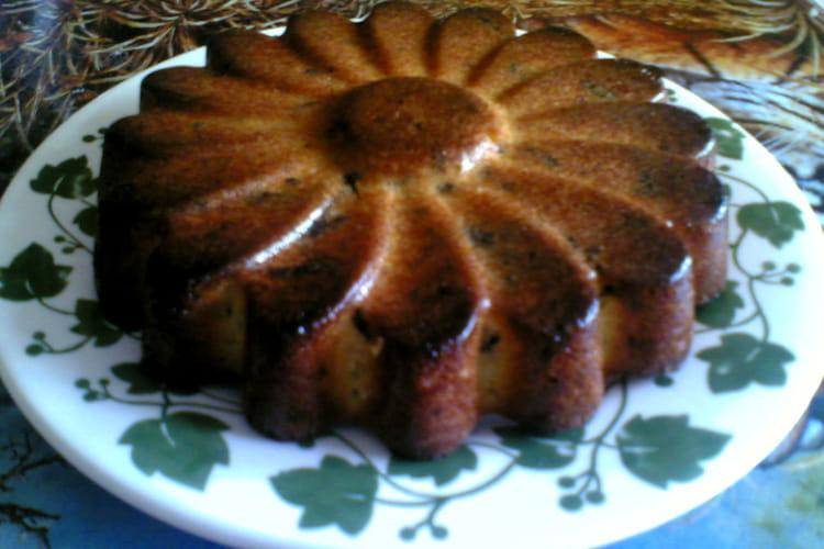 Gâteau du week-end (orange-chocolat)