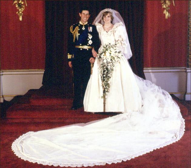 1981: le mariage de Charles et Diana