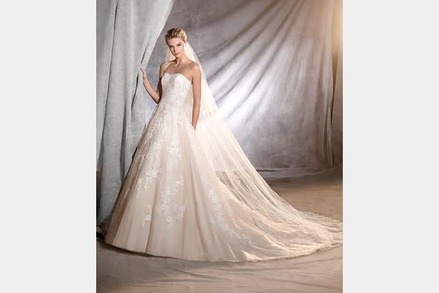 Robe de mariée Oralie, Pronovias