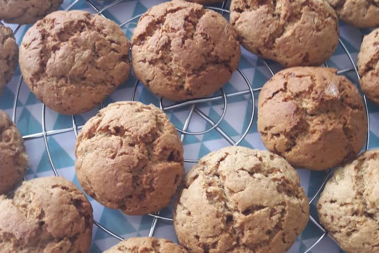 Biscuits de seigle au gingembre
