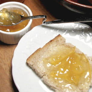 marmelade de pamplemousses
