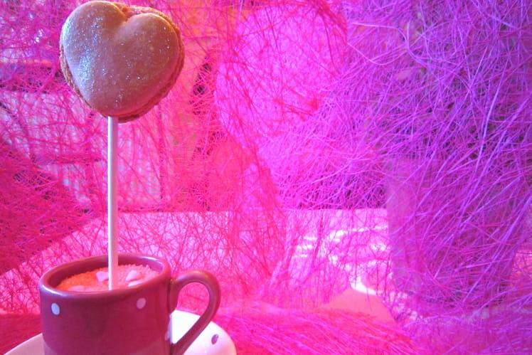 Macaron des amoureux